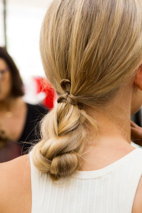 Lead hairstylists from New York Fashion Week give us all the details on the best hairstyles hitting the runway!