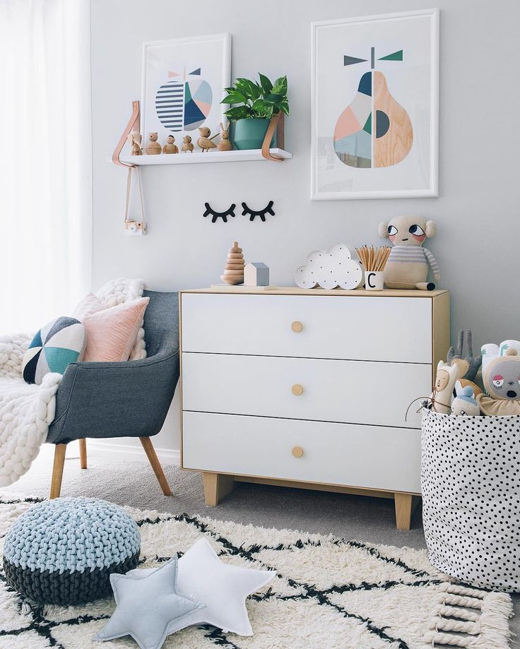 Best 25 Scandinavian Baby Room Ideas On Pinterest