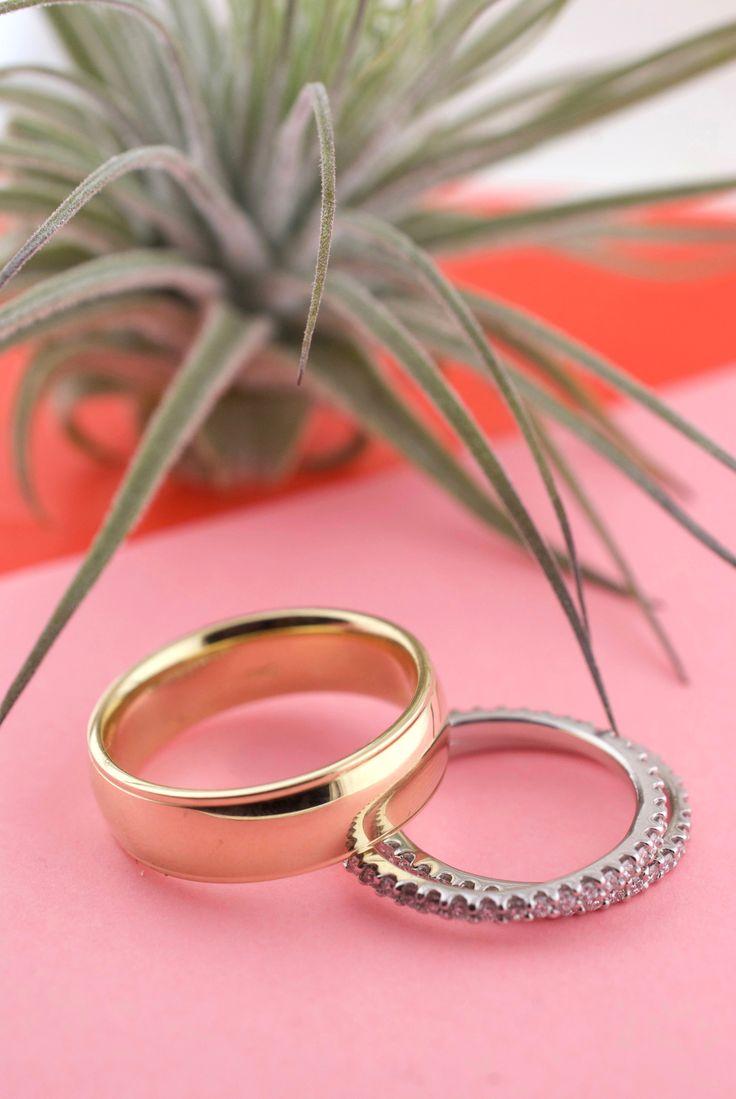 36 best Men\'s Wedding Bands images on Pinterest | Ring designs ...