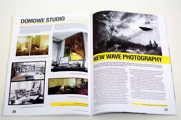 MagSpreads - Magazine Design and Editorial Inspiration: TUBA Magazine - Nina Gregier