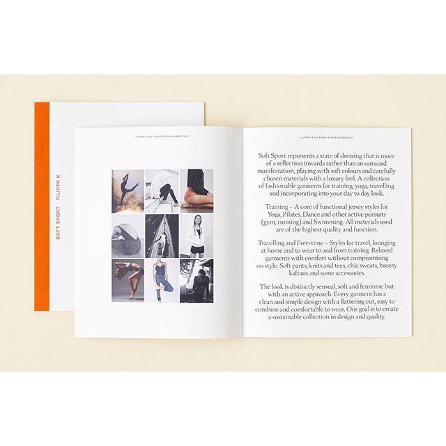 Scrapbook for @filippa_k #SoftSportsCollection by #GarbergsProject Photo by @bohmansjostrand - #work #design #designagency #graphicdesign #filippak #scrapbook #lookbook #softsport#yogawear #yogafashion #sportsfashion #sportswear #fashion #shopping #retail #offsettprinting #woven
