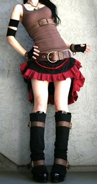 148 Best Images About Steampunk Girls On Pinterest