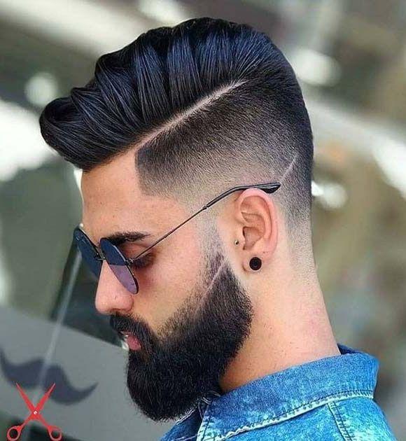 Men Hair Style Fashion 2018 Styles Ideas Hair And Beard Styles Beard Hairstyle Men Haircut Styles