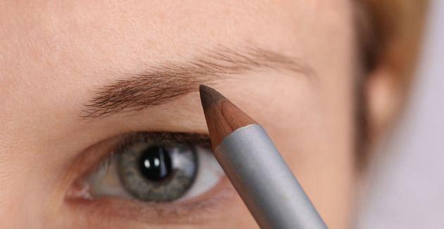 Dieser # Augenbrauenstift # von # € 1,59 # zeigt # genau # wie # gut # wie die…