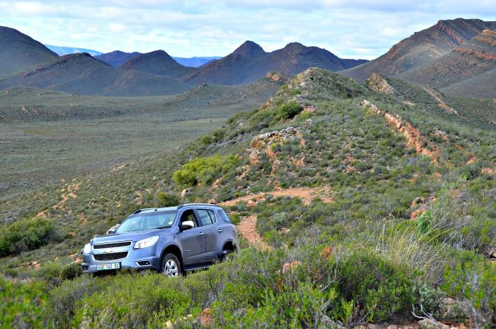 We visit Gecko Rock Private Nature Reserve this month. See the November issue of SA4x4 Magazine for more details.