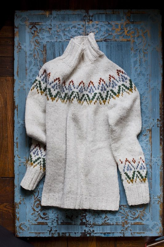 563 best K Norway + Fair Isle images on Pinterest | Blouses ...