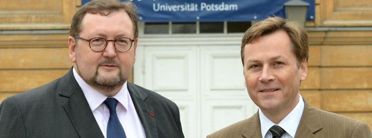 Einmalig in Europa: Uni Potsdam eröffnet Institut für Jüdische Theologie