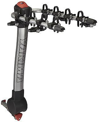 Car and Truck Racks 177849: Yakima Ridgeback 4 Fits 2 And 1.25 Rec. Hitch Mount Bike Rack New In Box BUY IT NOW ONLY: $299.0