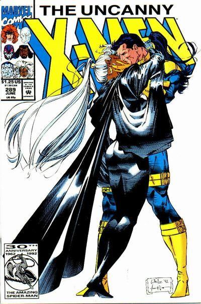 The Uncanny X-Men Comic #289