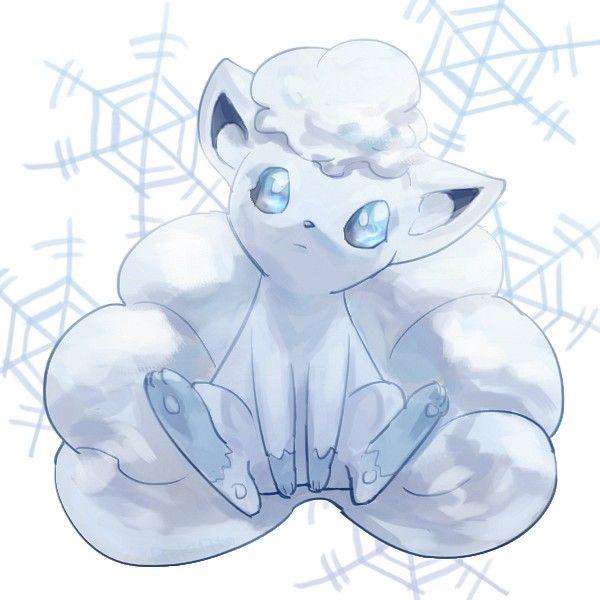 Sun & Moon Ice Vulpix: Meyly