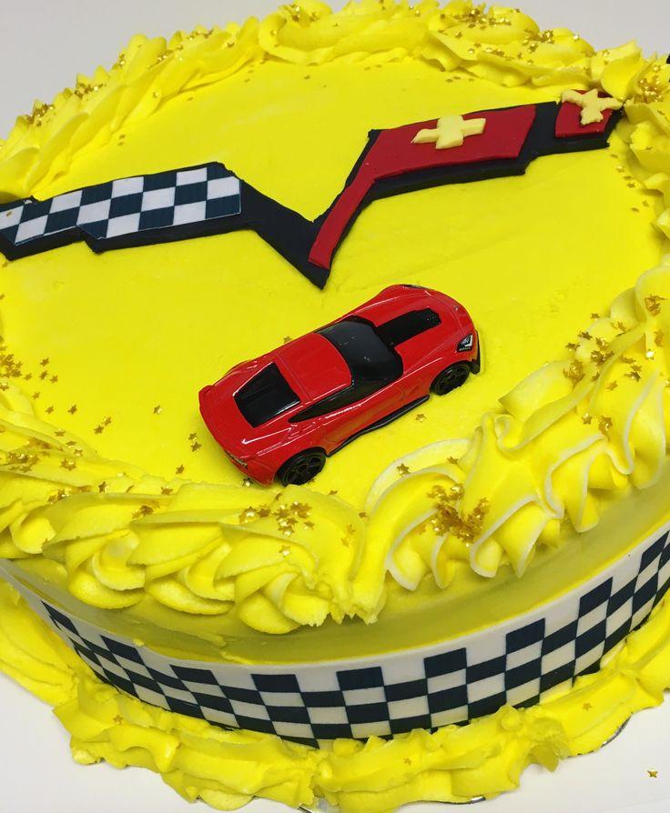 De 25 bedste ider inden for Corvette cake p Pinterest