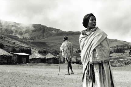 Raymond Depardon : Ethiopie (1997) - ethnographe du coeur