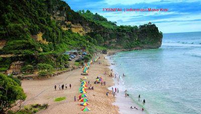 Pantai Pok Tunggal Gunung Kidul Jogja