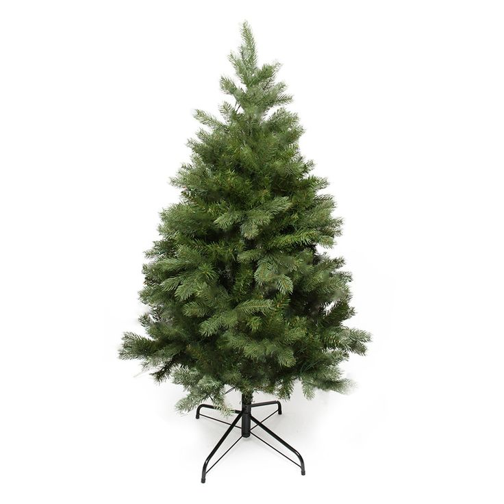 Types Of Fir Trees For Christmas: 4.5-ft. Artificial Noble Fir Christmas Tree