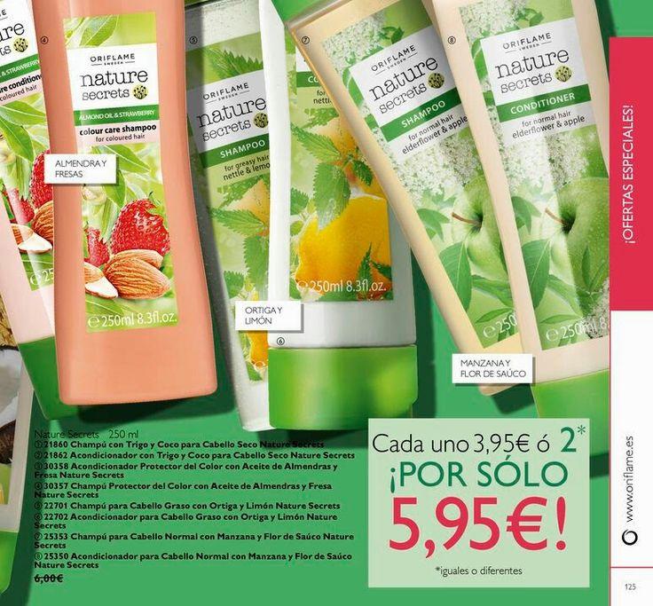 Cuida tu cabello con lo mas Natural.....Extractos de frutas con Aromas Deliciosos y al mejor precio