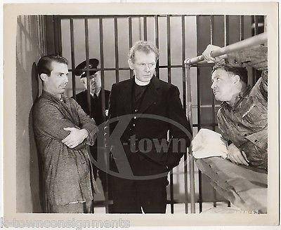 MUTINY IN THE BIG HOUSE PAT MORIARITY PRISON MOVIE VINTAGE MOVIE STILL PHOTO