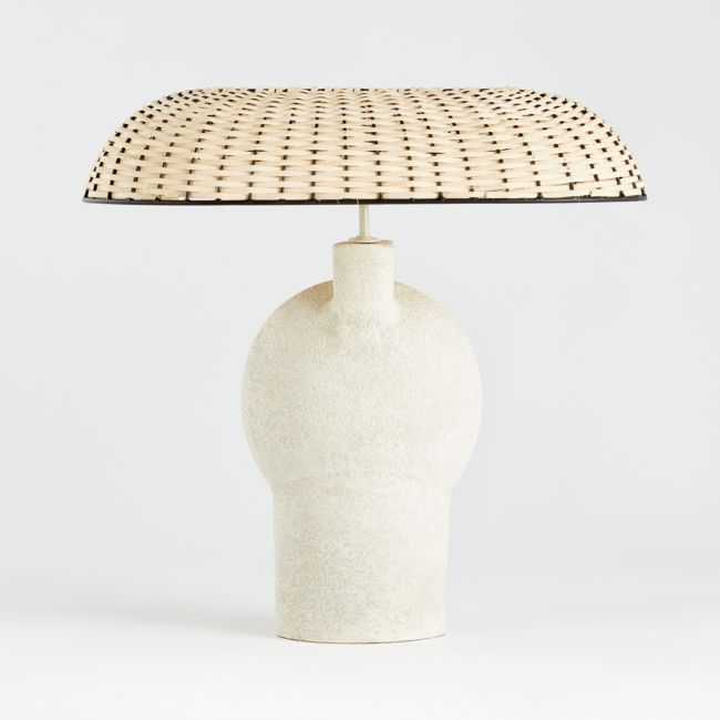 Avena Table Lamp Crate And Barrel In 2021 Table Lamp Lamp Crate And Barrel