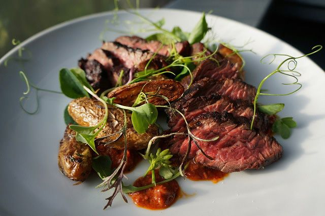 Need a sensational recipe for someone special? Prepare Grilled Hanger Steak…