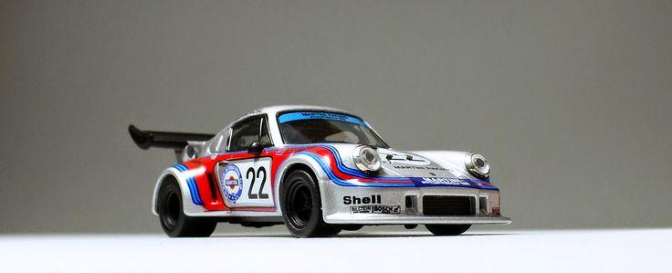 Porsche 911 RSR Turbo - Kyosho