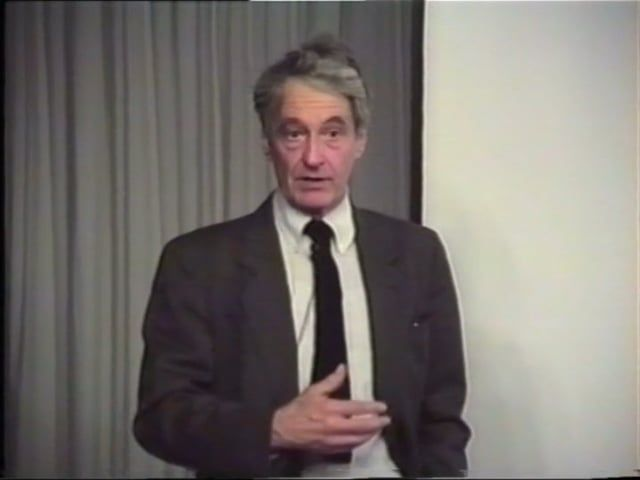 NEAVE BROWN  | Public lecture at the Berlage Institute Amsterdam, 12 May 1992.   The Berlage Tapes #4 For nearly 30 years, The Berlage has built up an extensive archive of lectures by renowned and innovative architects, theorists, thinkers, and designers.