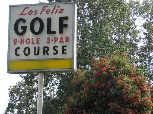 Los Feliz Par 3 | Los Feliz Municipal Golf Course | Take Sunset