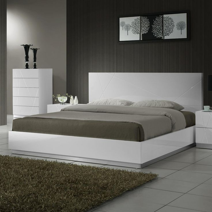 Ju0026M Furniture Naples Bed | ATG Stores