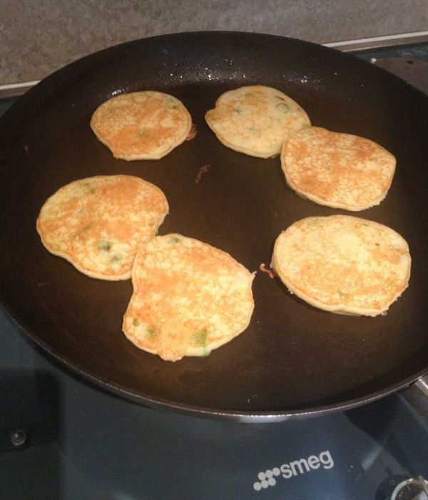 Creamed Corn Fritters | Sides | Pinterest