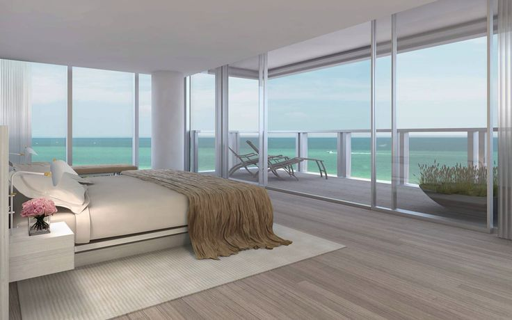 The Miami Beach Edition residential by John Pawson