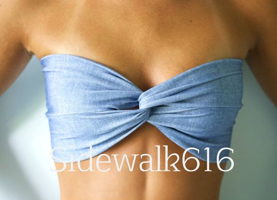 Comfortable, versatile spandex blend fabric. Perfect for any summer day, throw under a cardigan, or wear to the beach as a swimsuit Fit most cup