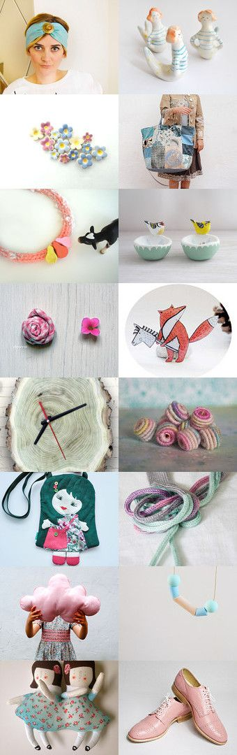 Pastel by ucuspucus on Etsy--Pinned with TreasuryPin.com