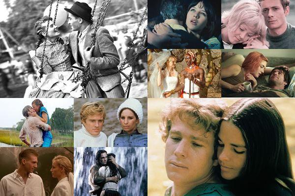 19+1 szerelmes film a kedvencek közül. Írd a listához a sajátodat!