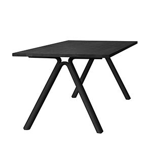 CASANOVA Møbler — Muuto - Split spisebord - sort