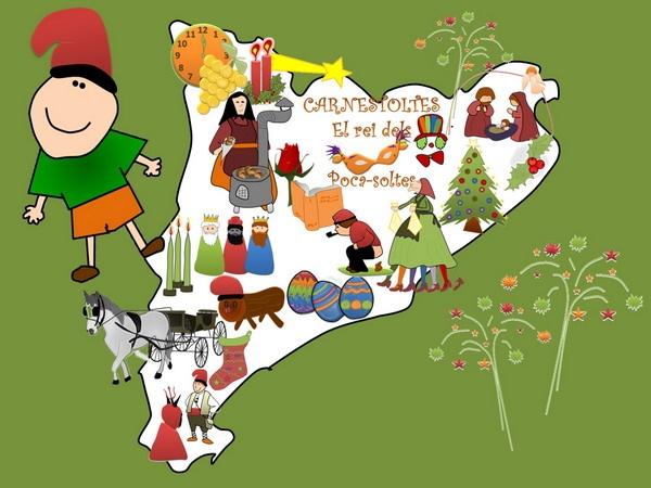 T'expliquem les Festivitats de Catalunya a www.sortirambnens.com