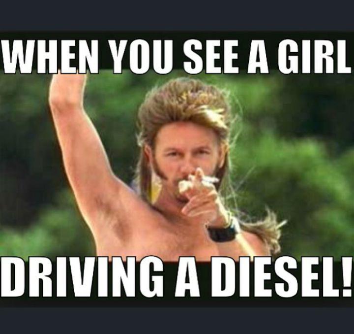 Funny Diesel Truck Memes at Diesel Tees- Apparel for truck enthusiasts http://www.DieselTees.com