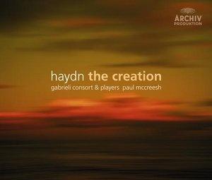 HAYDN The Creation - McCreesh - Deutsche Grammophon