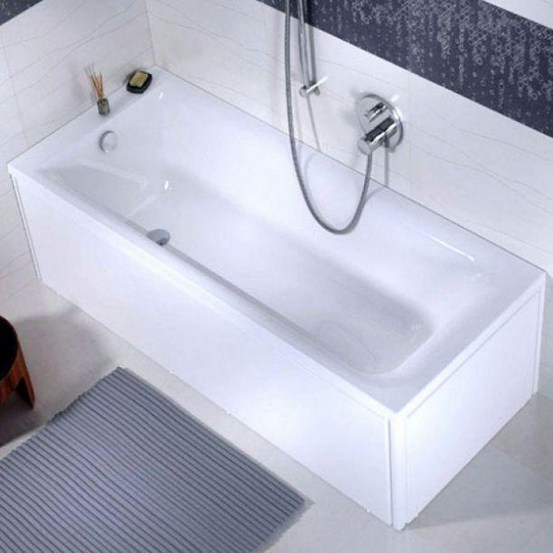 Ванна IFO Olika  #акриловая, #акриловые, #акриловую, #акриловой, #акриловых#ванну, #ванне, #ванн, #ванны, #дизайн, #ремонт, #обустройство, #сантехника, #сантехнику, #сантехники, #сантехнике, #скидки, #ванна.