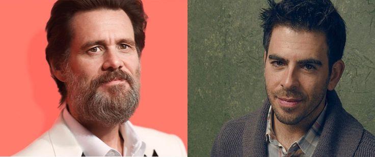 Aleister Arcane : Jim Carrey dans un film d'horreur d'Eli Roth