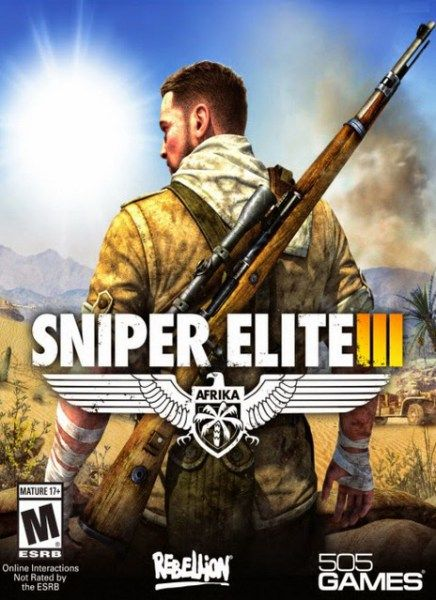 Download Sniper Elite III Afrika Black Box Repack | PCGameRepacks