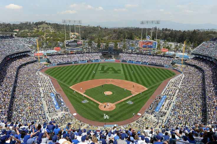 Dodgers Stadium- Home of the Dodgers