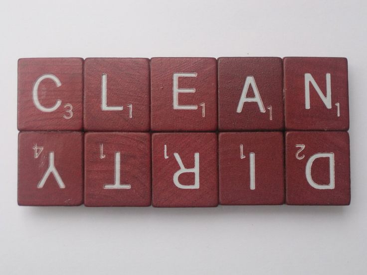 Dishwasher Magnet - good idea! We are always asking each other if the dishwasher is clean or dirty...