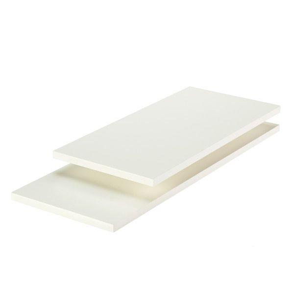 Melamine Shelving - White Melamine Shelves | The Container Store