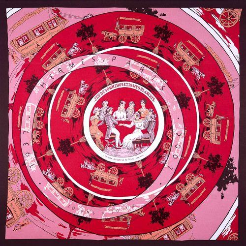 Lhistoire du carré Hermès photo