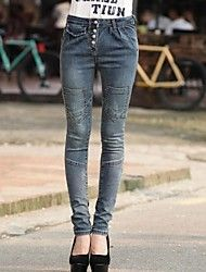 Women's Denim Pencil Pants Save up to 80% Off at Light in the Box with Coupon and Promo Codes.