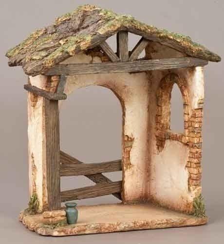 96 best images about casitas para el belen on pinterest to autumn portal and miniature - Cosas de navidad para hacer en casa ...