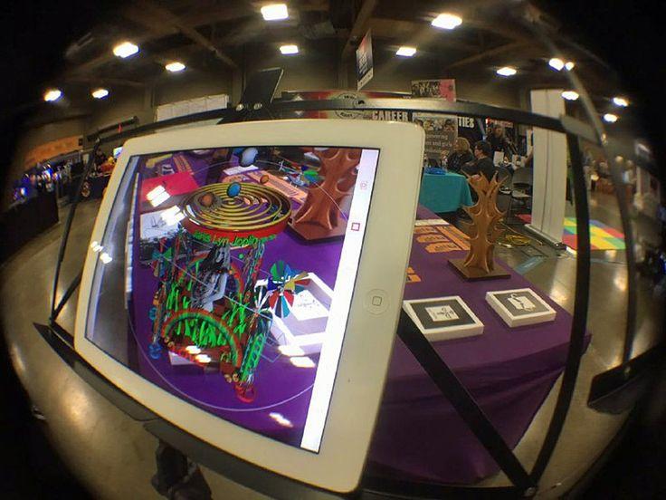 #TimBeta #TimBeta Google lança ferramentas de realidade aumentada para competir com a Apple #BetaLab #BetaLab