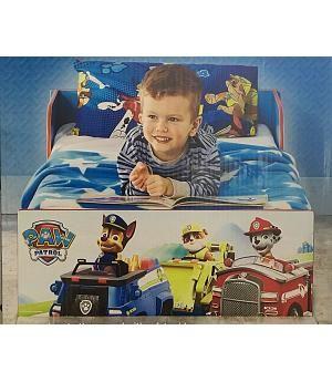 Oferta Cama basic infantil Patrulla Canina (Paw Patrol). Sin colchón. 505PWP