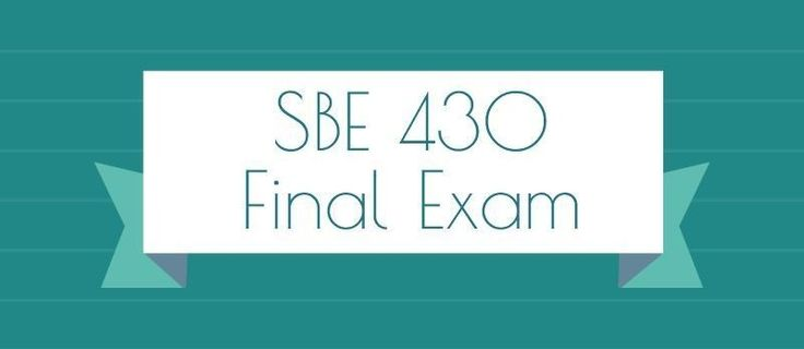SBE 430 Final Exam 1. (TCO 1) Which is the greatest value of global e-commerce transactions? 2. (TCO 1) Which of these is mainly associated with buy-side e-commerce? 3. (TCO 1) A fulfillment risk of E-business is: 4. (TCO 1) An affiliate can best judge their site effectiveness through__________. 5. (TCO 1) An intermediary site which is a gateway to a range of services and information on other sites is__________. 6. (TCO 1) A revenue model is typically: 7. (TCO 2) A company ________ can be…