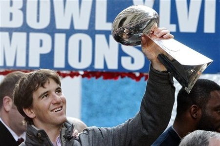 The NFL announced today that the Super Bowl champion New York Giants will host the Dallas Cowboys at MetLife Stadium in the 2012 season-opening NFL Kickoff game on Wednesday, September 5. Are you ready for some football?