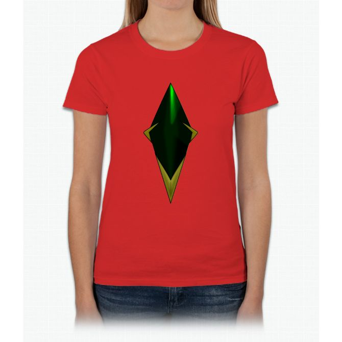 Lusamine Aether Gem Pikachu Womens T-Shirt