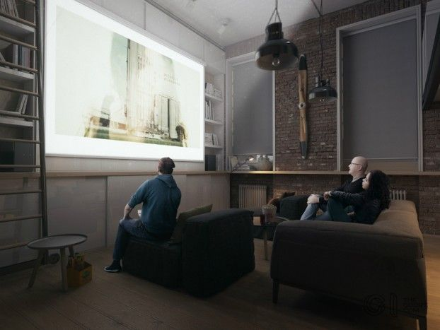 modern small loft jakyri's apartmnt 20